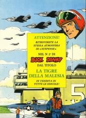 Verso de Buck Danny (en italien) -18- Allarme in Malesia