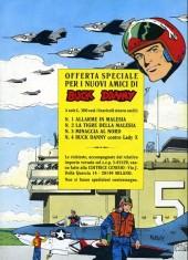 Verso de Buck Danny (en italien) -20- S.O.S. dischi volanti