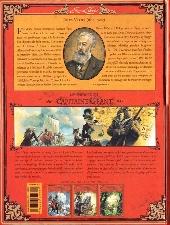 Verso de Les enfants du Capitaine Grant, de Jules Verne -3- Tome 3
