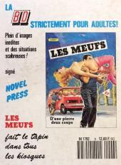 Verso de Maniak (Novel Press) -6- Tu viens, chéri!