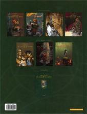 Verso de La quête de l'oiseau du temps -1f2011- La conque de Ramor
