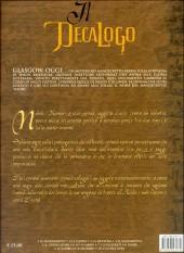 Verso de Decalogo (Il) -1- Il manoscritto