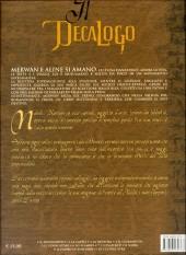 Verso de Decalogo (Il) -2- La fatwa