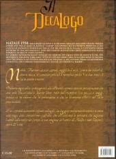 Verso de Decalogo (Il) -3- La meteora