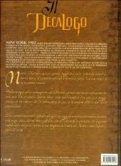 Verso de Decalogo (Il) -6- Lo scambio