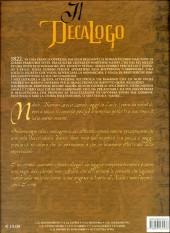 Verso de Decalogo (Il) -7- I congiurati