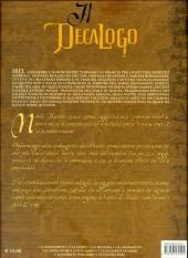 Verso de Decalogo (Il) -8- Nahik