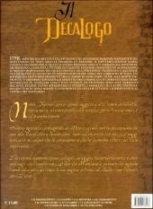 Verso de Decalogo (Il) -9- Il papiro di Kôm-Ombo