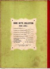 Verso de Blake et Mortimer (Historique) -2a54- Le Secret de l'Espadon - Tome II