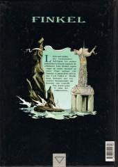 Verso de Finkel -4TL- Le secret