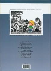 Verso de Cédric -6a1999- Chaud et froid