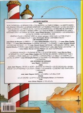 Verso de Lefranc -10b2005- L'apocalypse