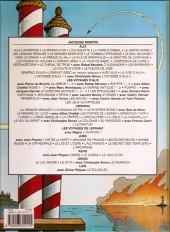 Verso de Lefranc -11b2004- La cible