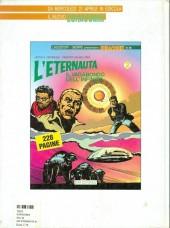 Verso de L'eternauta -1- Il vagabondo dell'infinito - volume 1