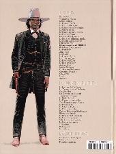Verso de Blueberry - La collection (Hachette) -1418- L'Homme qui valait 500 000 $