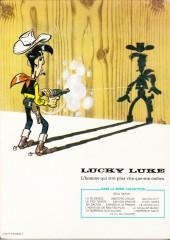 Verso de Lucky Luke -34d79- Dalton City