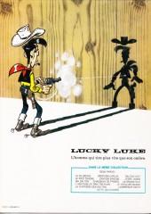 Verso de Lucky Luke -37a79- Canyon Apache