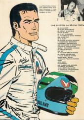 Verso de Michel Vaillant -20c1976- Rodéo sur 2 roues