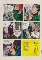 Verso de Mandrake (1re Série - Remparts) (Mondes Mystérieux - 1) -217- Sabotage dans l'espace