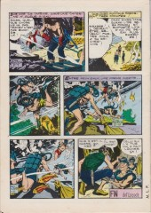 Verso de Mandrake (1re Série - Remparts) (Mondes Mystérieux - 1) -214- Le duplicateur