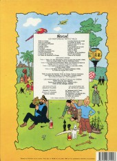 Verso de Jo, Zette et Jocko (Les Aventures de) -5c- La vallée des cobras