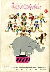 Verso de Rin Tin Tin & Rusty (2e série) -122- Le nid de l'aigle