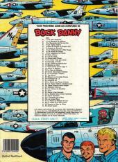 Verso de Buck Danny -11c86- Ciel de Corée