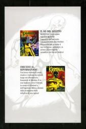 Verso de Kriminal (Panorama) -1- Volume 1