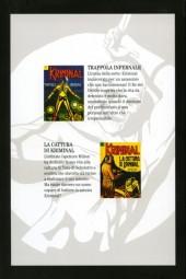 Verso de Kriminal (Panorama) -2- Volume 2
