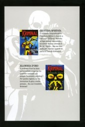 Verso de Kriminal (Panorama) -3- Volume 3