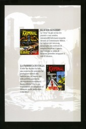 Verso de Kriminal (Panorama) -9- Volume 9