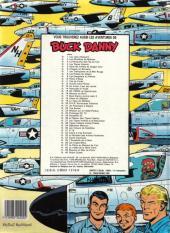 Verso de Buck Danny -20c1985- S.O.S. soucoupes volantes !