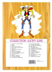 Verso de Lucky Luke -20c03- Billy the Kid