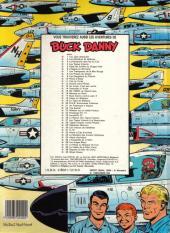 Verso de Buck Danny -23c1985- Mission vers la vallée perdue