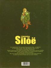 Verso de L'histoire de Siloë -1- Psybombe