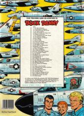 Verso de Buck Danny -30c1986- Les voleurs de satellites