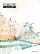 Verso de Corto Maltese -1a1979- La ballade de la mer salée