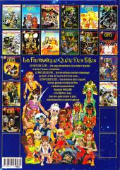 Verso de ElfQuest - La Fantastique quête des elfes -9a- La pierre magique