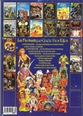 Verso de ElfQuest - La Fantastique quête des elfes -14a- L'esprit noir