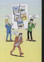 Verso de Inspecteur Caryton (Les aventures de l') -5- Règlement de comptes