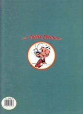 Verso de Les petits hommes (Soleil/Jourdan) -3b- Les évadés