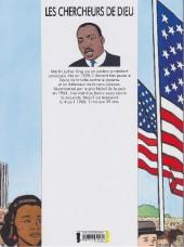 Verso de Les chercheurs de Dieu -14- Martin Luther King
