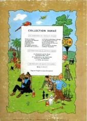 Verso de Tintin (Historique) -5B20bis- Le Lotus bleu