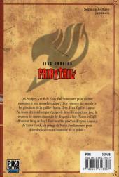 Verso de Fairy Tail -35- Tome 35