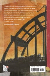 Verso de March (2013) -1- Book One