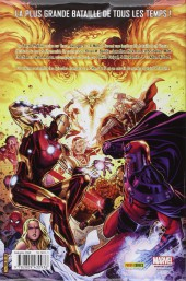 Verso de Avengers vs X-Men - Tome INT1