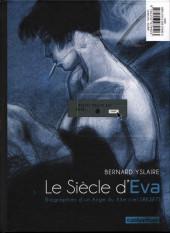 Verso de XXe ciel.com -INT- Le siècle d'Eva