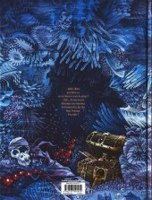 Verso de Alice au pays des singes -2- Livre II
