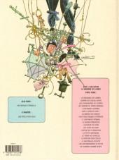 Verso de Le vagabond des Limbes présente -HS01- Une enfance éternelle