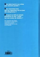 Verso de La grande encyclopédie du dérisoire -3- Tome 3